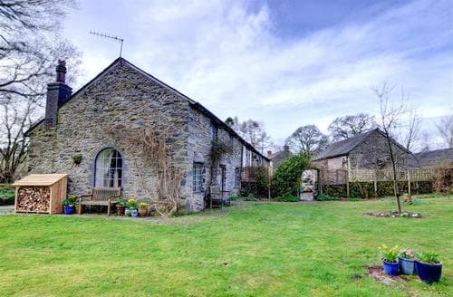 Big Cottages - Charming Welshpool Rental S11192