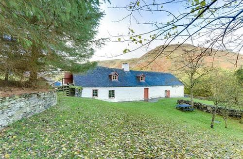 Big Cottages - Lovely Rhayader Rental S11196