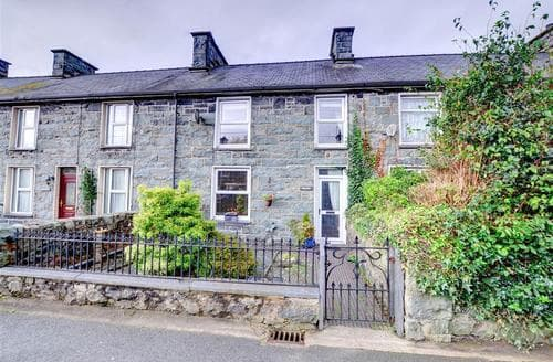 Last Minute Cottages - Attractive Trawsfynydd Rental S11257