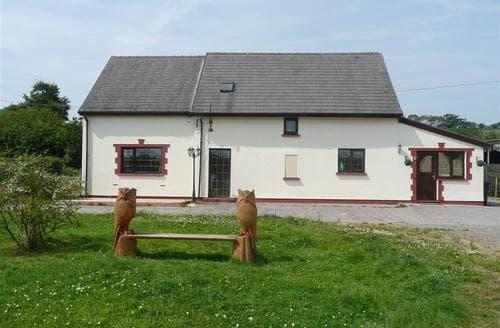 Big Cottages - Wonderful Carmarthen Rental S11335