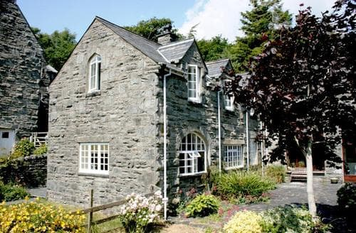 Big Cottages - Attractive Barmouth Rental S11387