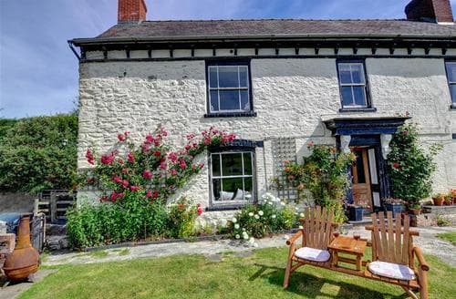 Big Cottages - Lovely Oswestry Rental S11416