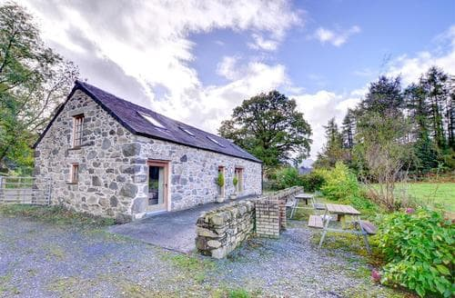 Last Minute Cottages - Lovely Dolgellau Rental S11429