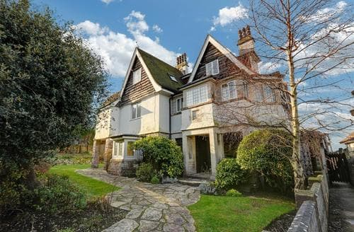 Big Cottages - Tasteful Swanage Rental S11537