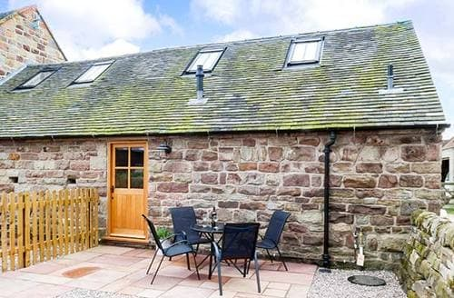 Last Minute Cottages - Jacob's Barn