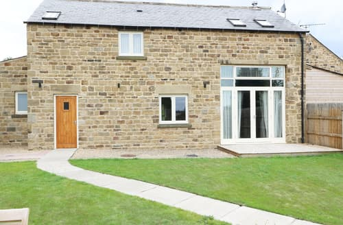 Last Minute Cottages - The Stone Barn