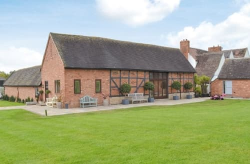 Big Cottages - Superb Stratford Upon Avon Cottage S42035