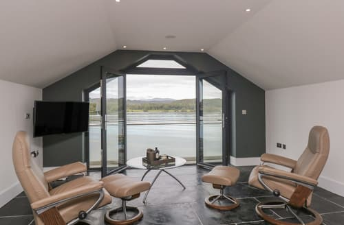 Last Minute Cottages - The Boat House at Louper Weir
