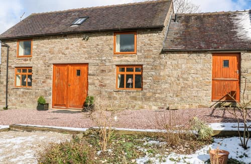 Last Minute Cottages - Brambles Barn