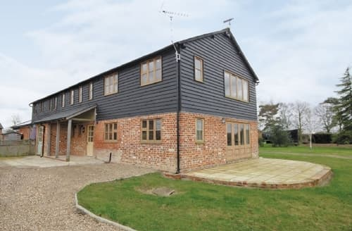 Big Cottages - Superb Maldon Cottage S18127