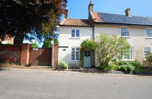 Last Minute Cottages - End Cottage