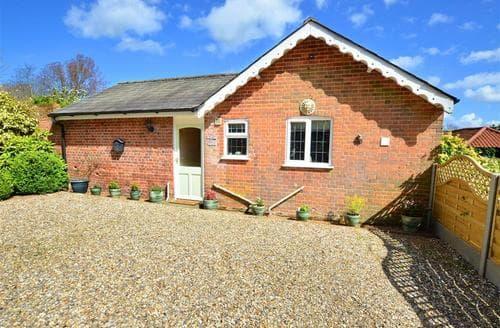 Last Minute Cottages - Lovely Reepham Rental S11933