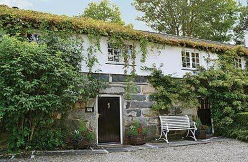 Last Minute Cottages - Quaint Dolbenmaen Cottage S22238