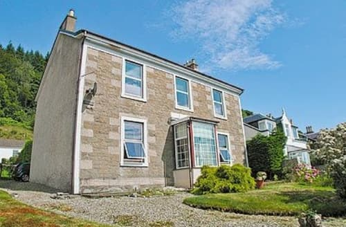 Last Minute Cottages - Captivating Dunoon Cottage S23011