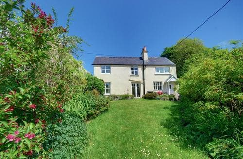 Last Minute Cottages - Charming Parracombe Rental S12235