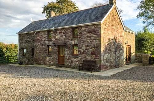 Last Minute Cottages - Bwthyn Trecoed