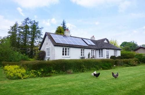 Last Minute Cottages - Fiddlers Green