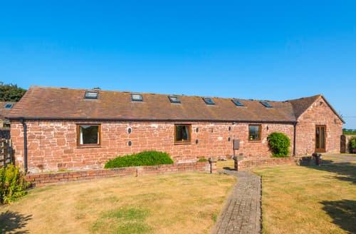 Last Minute Cottages - Parrs Meadow Cottage