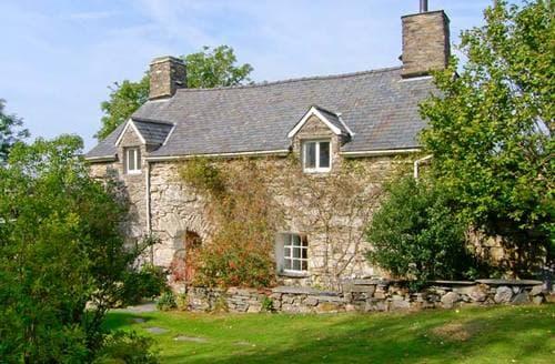 Last Minute Cottages - Bodloesygad