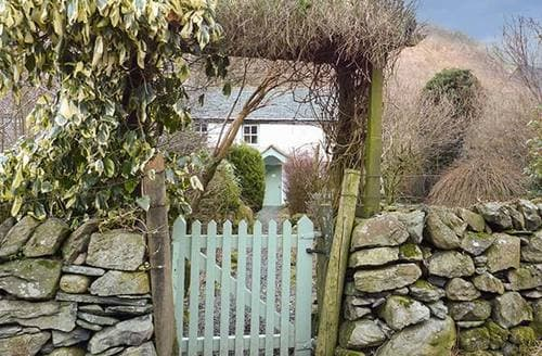 Last Minute Cottages - Stonethwaite Cottage