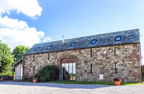 Last Minute Cottages - Rusby Barn