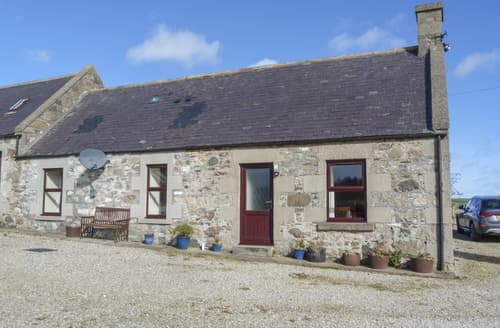 Last Minute Cottages - Hillview Bothy