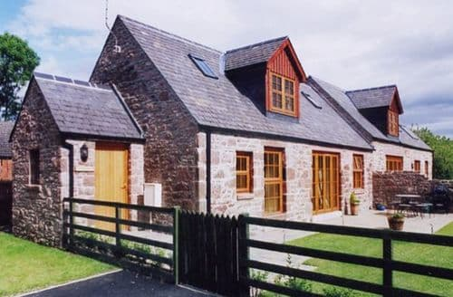 Last Minute Cottages - Inviting Forfar Cottage S4693
