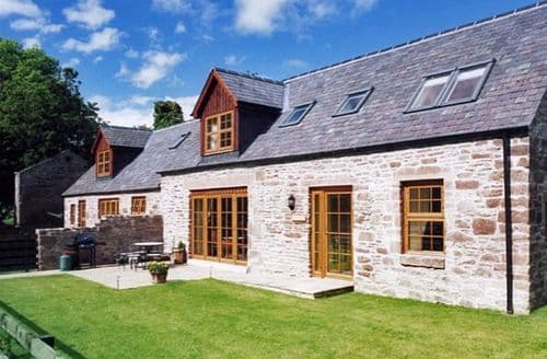 Last Minute Cottages - Cosy Forfar Cottage S4694