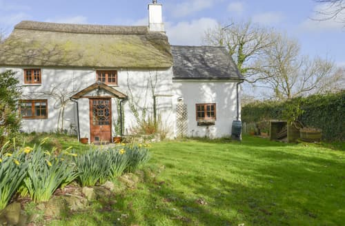 Last Minute Cottages - Damson Cottage