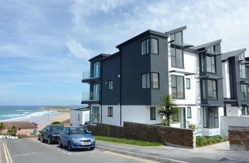 Last Minute Cottages - Flat 8 Seascape