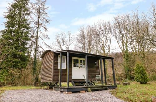 Last Minute Cottages - Shepherd's Hut