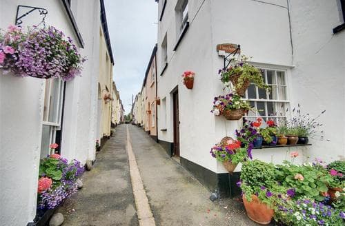 Last Minute Cottages - Captivating Appledore Rental S12402