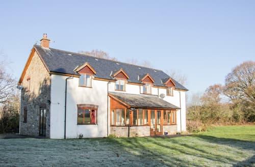 Last Minute Cottages - Criftin Farm House