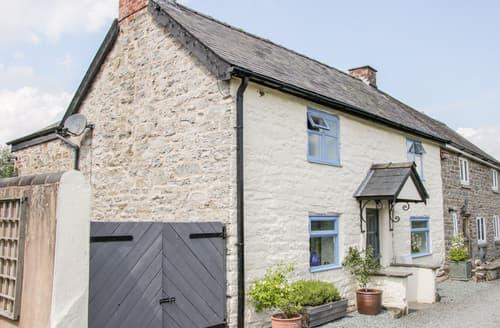 Last Minute Cottages - 1 Garden Cottages