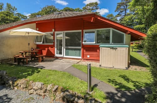 Last Minute Cottages - Heulwen Lodge