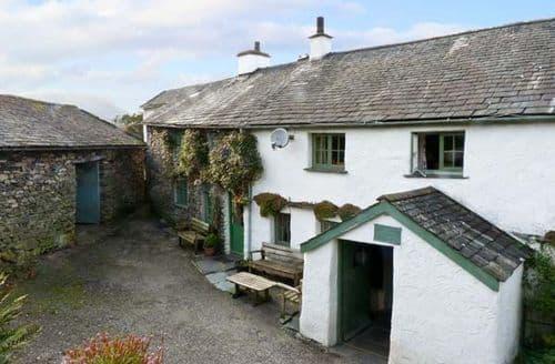 Last Minute Cottages - Quaint Coniston Arnside S3682