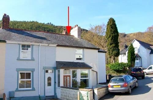 Last Minute Cottages - Cosy Trefriw Cottage S5609