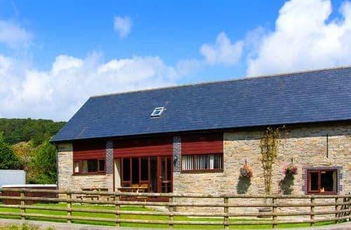 Big Cottages - Stunning Rhayader Rental S5467