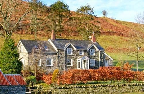 Last Minute Cottages - Tasteful Corwen Llan S5741