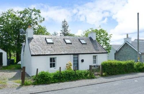 Last Minute Cottages - Charming Isle Of Mull Brae S6106