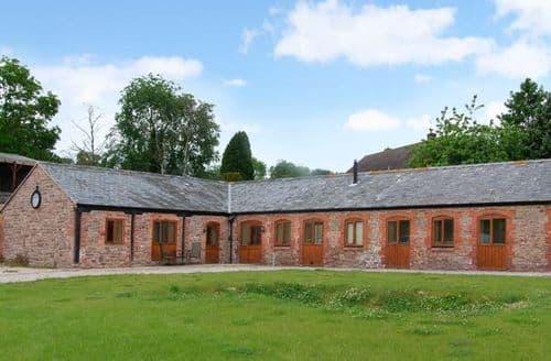 Last Minute Cottages - Superb Shrewsbury Barn S2503