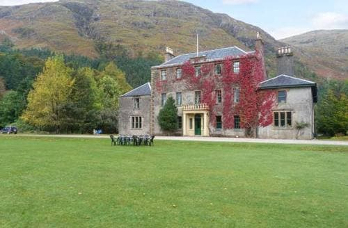 Big Cottages - Beautiful Ardgour Apartment S12603