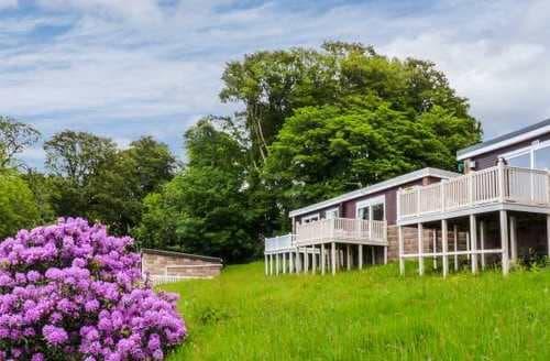 Last Minute Cottages - Inviting Bideford Lodge S6611