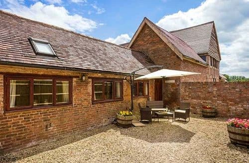 Last Minute Cottages - Charming Stratford Upon Avon Cottage S6754