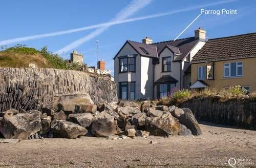 Last Minute Cottages - Parrog Point