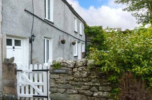 Last Minute Cottages - Wonderful Great Urswick Cottage S12737