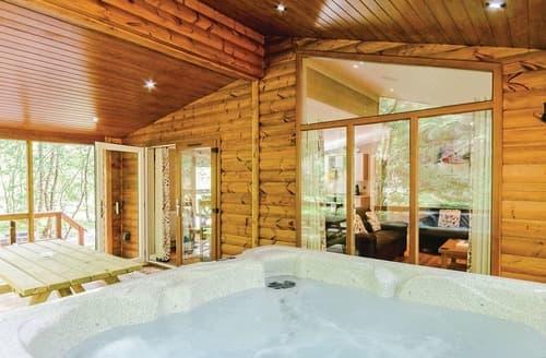 Last Minute Cottages - Fox Lodge Plus