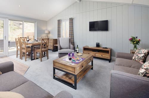 Last Minute Cottages - Brotherswater Lodge Premier