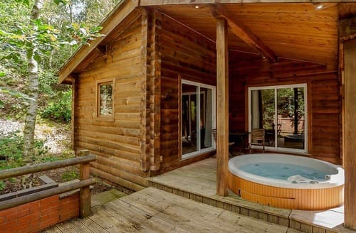 Last Minute Cottages - Woodpecker Log Cabin 2