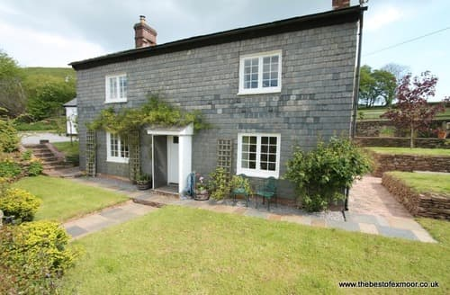 Big Cottages - Superb Luxborough Cottage S12967